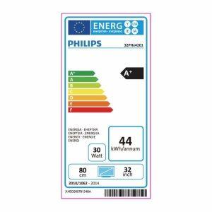 Consum televizor Philips 32PHH4201 88