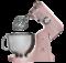 Robot de bucatarie roz Electrolux EKM4610