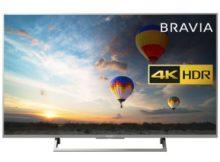 Televizor Smart LED Sony Bravia 43XE8077