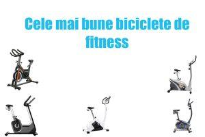 Cele mai bune biciclete de fitness