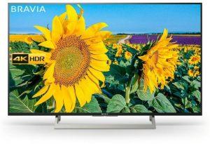 Televizor Smart Android LED Sony BRAVIA 49XF8096