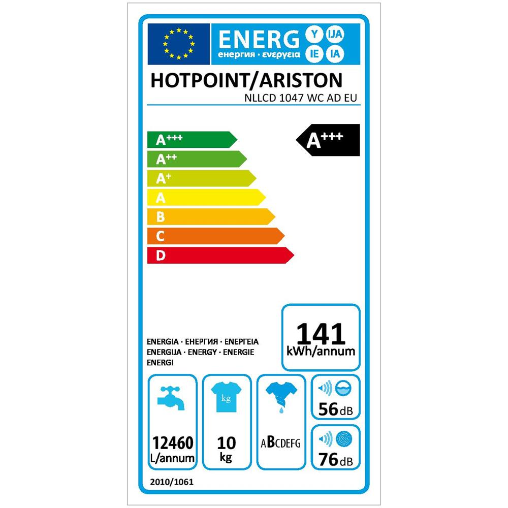 Consum Hotpoint NLLCD 1047 WC AD EU