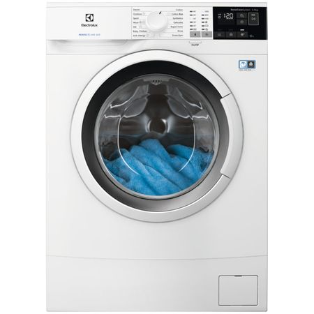 Masina de spalat rufe slim Electrolux EW6S427W