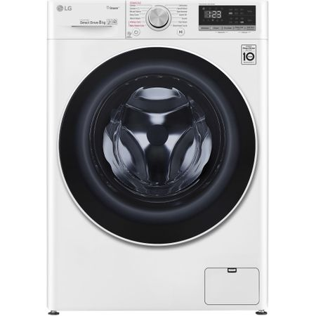 Masina de spalat rufe LG F4WN408S0
