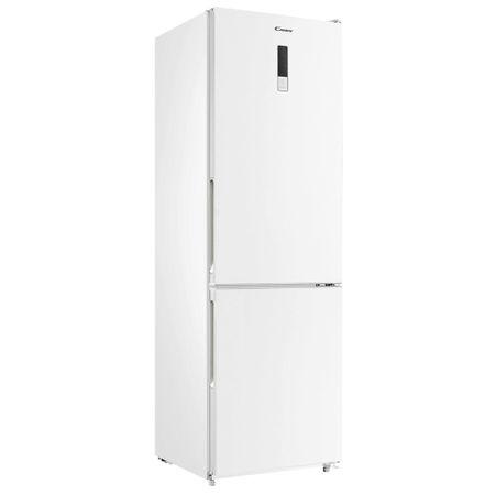 Combina frigorifica Candy CVBN 6184WBF/S