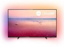 Televizor 4K Ultra HD Philips 43PUS6704/12