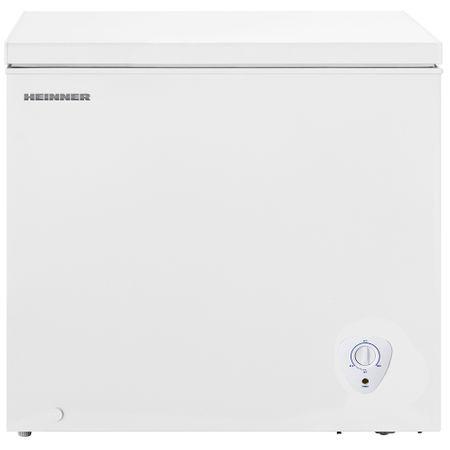 Lada frigorifica Heinner HCF-H205A+