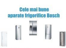 Aparate frigorifice Bosch