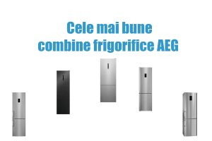 Combine frigorifice AEG