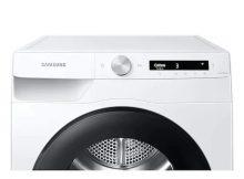 Uscator de rufe Samsung DV80T5220AW/S7